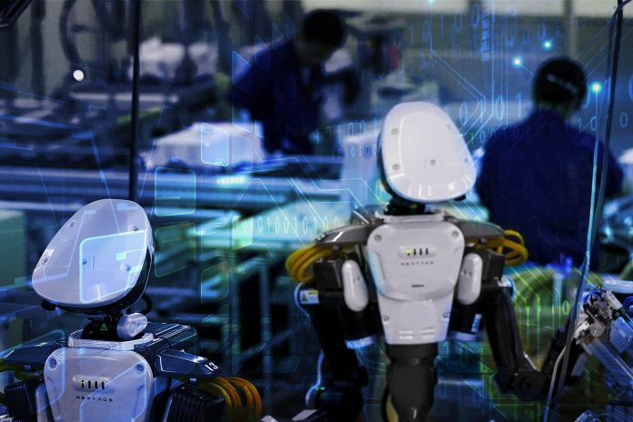 Robots are Displacing Humans in the Workplace?